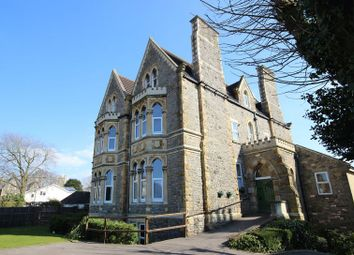 Thumbnail 2 bedroom flat to rent in Princes Road, Clevedon