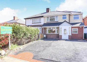 Thumbnail 4 bed semi-detached house for sale in Warstones Road, Warstones, Wolverhampton, West Midlands
