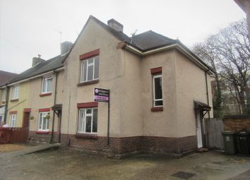 Thumbnail 3 bedroom end terrace house for sale in Colwell Road, Cosham, Portsmouth