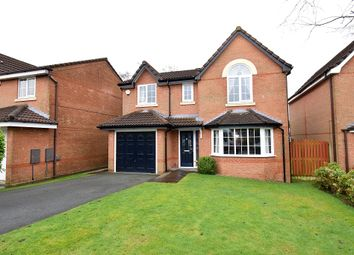 Thumbnail 4 bed detached house for sale in Fairstead Close, Westhoughton
