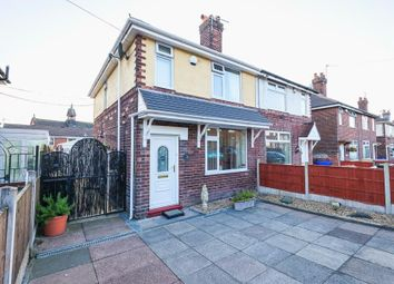 Thumbnail 2 bed semi-detached house to rent in Redwood Place, Meir, Stoke-On-Trent