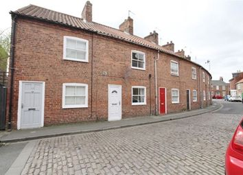 Thumbnail 1 bed terraced house to rent in Millgate, Selby