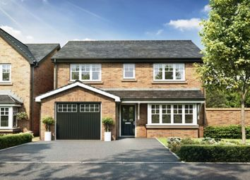 Thumbnail 4 bed detached house for sale in Farington Green, Farington, Leyland