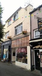 Thumbnail Commercial property for sale in Retail Premises & Residential Uppers, 16A Killigrew Street, Falmouth, Cornwall