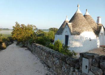 Thumbnail 4 bed farmhouse for sale in Trullo Azzurro, Locorotondo, Puglia, Italy