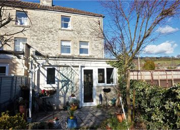Thumbnail 2 bed semi-detached house for sale in Wellington Buildings, Bath