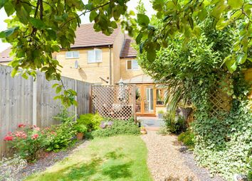 Thumbnail 2 bed terraced house for sale in Heron Way, Royston, Royston