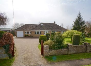 Thumbnail 3 bed detached bungalow for sale in Thimbleby, Horncastle