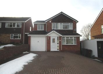 Thumbnail 5 bed detached house for sale in Linslade Close, Goldthorn Park, Wolverhampton