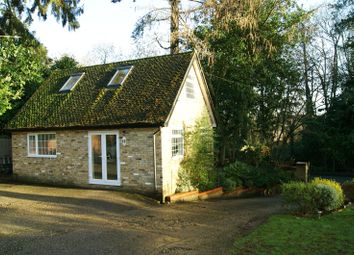 Thumbnail 1 bed property to rent in Annexe At The White House, Lower Road, Gerrards Cross, Buckinghamshire