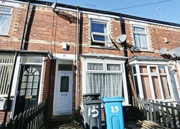 Thumbnail 2 bedroom terraced house for sale in Granville Avenue, Reynoldson Street, Hull