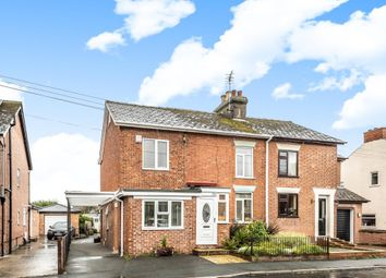 Thumbnail 4 bed semi-detached house for sale in City, Hereford