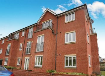 Thumbnail 2 bedroom flat for sale in Inverkip Walk, Monmore Grange, Wolverhampton