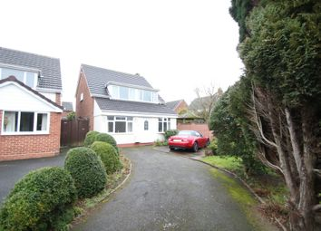 Thumbnail 4 bed detached house for sale in Rowland Avenue, Polesworth, Tamworth