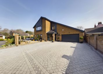 Thumbnail 4 bed detached house for sale in Linden Green, Thornton-Cleveleys