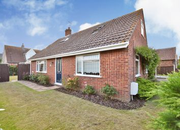 Thumbnail 4 bed detached bungalow for sale in Firs Road, West Mersea, Colchester