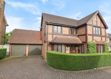 Thumbnail 4 bed detached house to rent in Bushey, Hertfordshire
