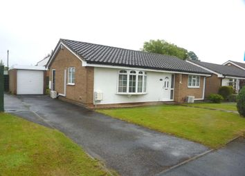 Thumbnail 3 bedroom detached bungalow for sale in Green Acres, Morton On Swale, Northallerton