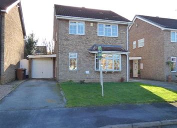 Thumbnail 4 bed detached house for sale in Woburn Close, Hinckley, Leicester