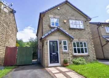 Knotts Drive, Colne BB8. 3 bed detached house