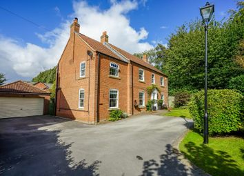 Thumbnail 5 bed detached house for sale in Church Lane, Skelton, York
