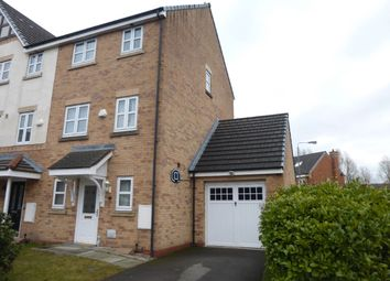 Thumbnail 4 bed town house to rent in Azalea Gardens, New Bold, St Helens