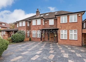 Thumbnail 5 bed semi-detached house for sale in Harrods Green, Edgwarebury Lane, Edgware