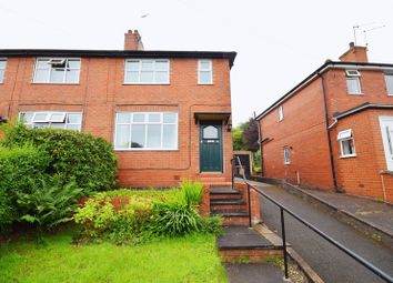Thumbnail 2 bed terraced house for sale in Berwick Road, Sneyd Green, Stoke-On-Trent