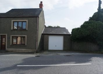 Thumbnail 3 bed end terrace house for sale in Tiers Cross, Haverfordwest