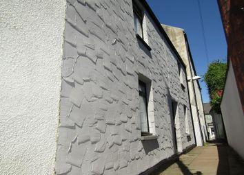 Thumbnail 3 bed terraced house for sale in Conduit Lane, Carmarthen, Carmarthenshire.