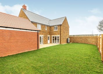 Thumbnail 5 bed detached house for sale in Garners Field, Great Bourton, Banbury