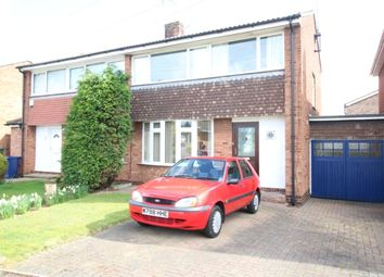 Thumbnail 3 bed semi-detached house for sale in 10 Warwick Avenue, Carlton In Lindrick, Worksop