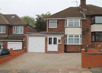 Thumbnail 3 bed semi-detached house for sale in Medcroft Avenue, Handsworth Wood, Birmingham