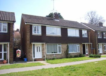 Thumbnail 3 bed semi-detached house to rent in Sunnywood Drive, Haywards Heath