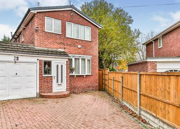 Thumbnail 3 bed detached house for sale in Pingle Road, Killamarsh, Sheffield, Derbyshire