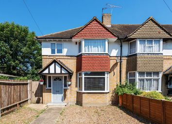 Thumbnail 3 bed end terrace house for sale in Heathcroft Avenue, Sunbury-On-Thames
