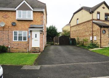 Thumbnail 2 bed property to rent in Millbrook Gardens, Dewsbury