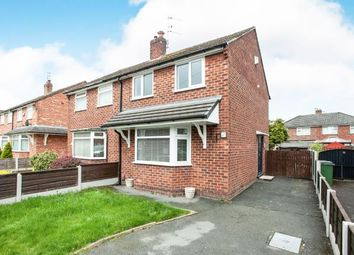 Thumbnail 2 bed semi-detached house for sale in Wilton Avenue, Heald Green, Cheshire