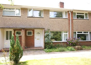 Thumbnail 3 bed terraced house to rent in Candys Close, Corfe Mullen, Wimborne