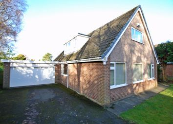 Thumbnail 4 bed detached house for sale in Errington Road, Ponteland, Newcastle Upon Tyne