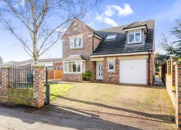 Thumbnail 4 bed detached house for sale in Carleton Green, Pontefract
