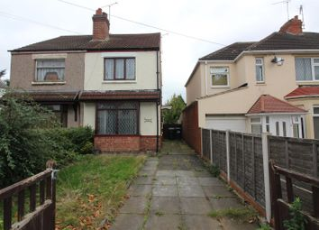 Thumbnail 2 bedroom semi-detached house for sale in Lythalls Lane, Coventry