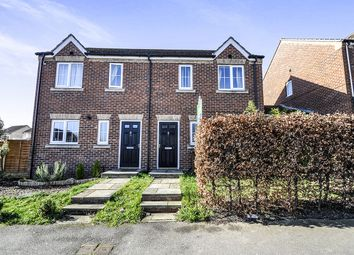 Thumbnail 3 bed semi-detached house for sale in Thornton Road, Kendray, Barnsley