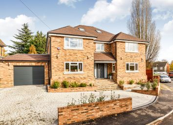 Thumbnail 5 bed detached house for sale in Netherway, St.Albans