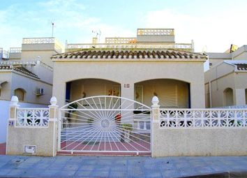 Thumbnail 1 bed villa for sale in Calle Romea, San Miguel De Salinas, Alicante, Valencia, Spain