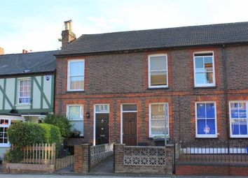 Thumbnail 2 bedroom cottage to rent in Victoria Street, St Albans, Hertfordshire