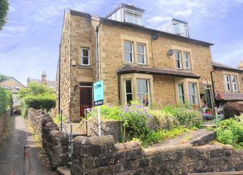 Thumbnail 4 bed end terrace house for sale in Holker Road, Buxton