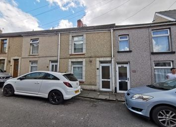 Thumbnail 2 bed terraced house to rent in Frederick Street, Swansea