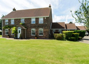 Thumbnail 5 bed detached house for sale in Church End, Skegness, Lincolnshire