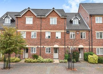 Thumbnail 4 bed terraced house for sale in Caroline Court, Burton-On-Trent, Staffordshire
